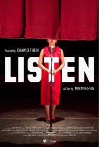 01 Listen Poster