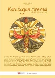03 - Karatagan Ciremai Poster